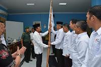 Wakil Walikota Hadiri Pengukuhan Pengurus dan DK PMI Kota Bima