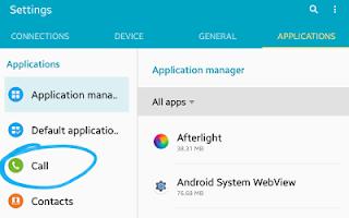 Mengatasi Masalah HP Android Samsung Tidak Bisa Menelpon