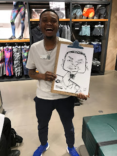 caricatura de chico
