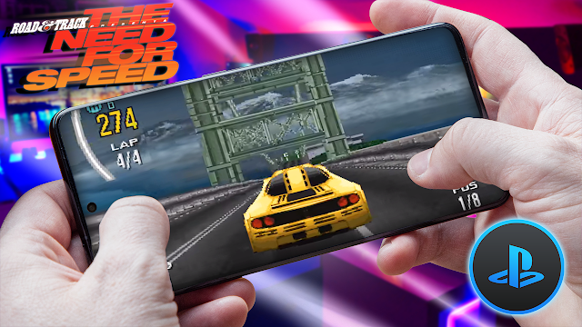 Need for Speed: Road & Track Para Teléfonos Android (ROM PS1)