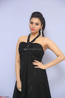Priyanka in Sleeveless Black Slim Dress Spicy Pics ~  Exclusive 63.JPG