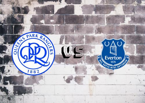 Queens Park Rangers vs Everton  Resumen