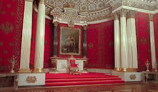 Символ Магхи (царская тронная зала)