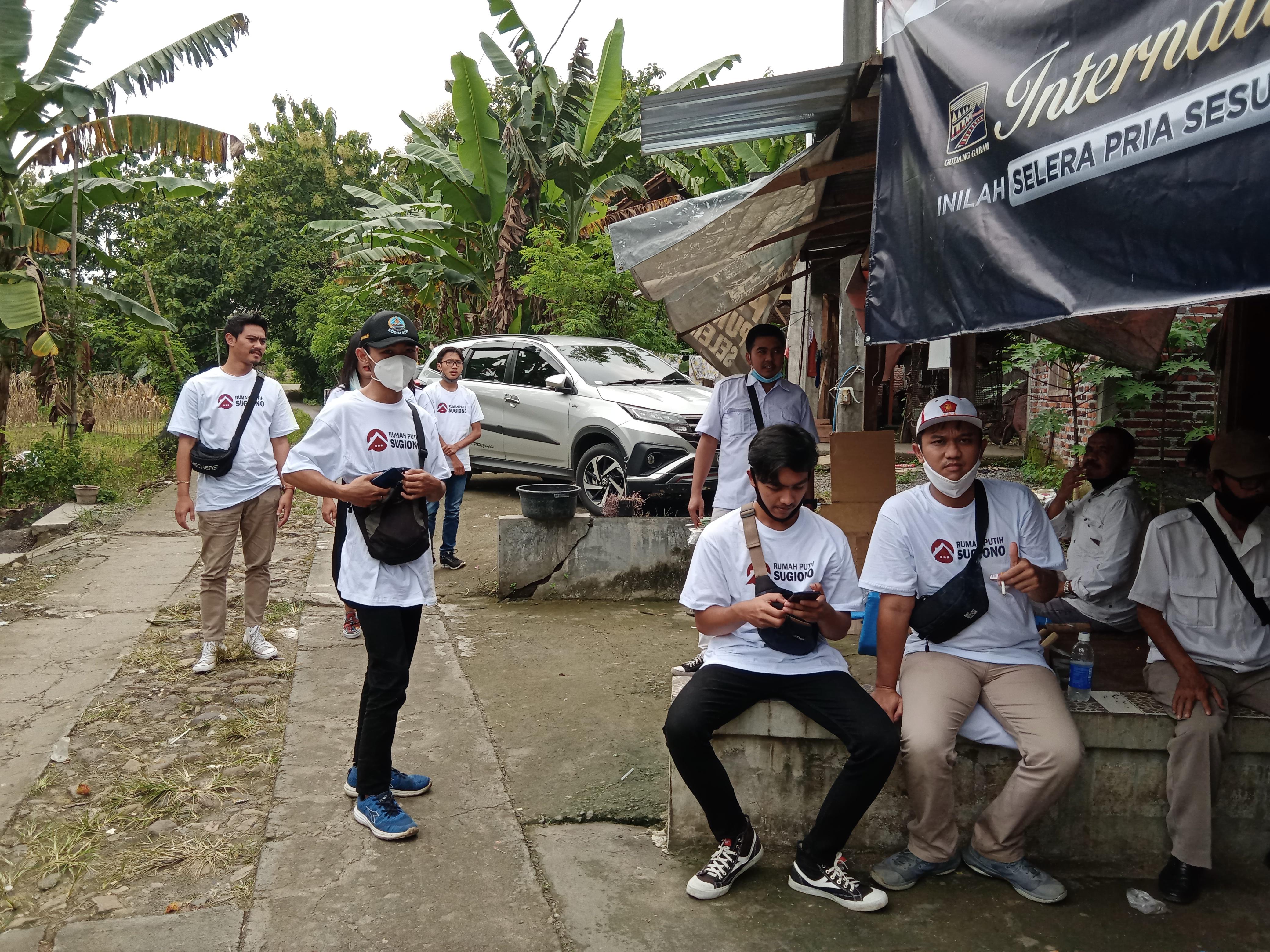 Rumah Putih Sugiono Kabupaten Semarang