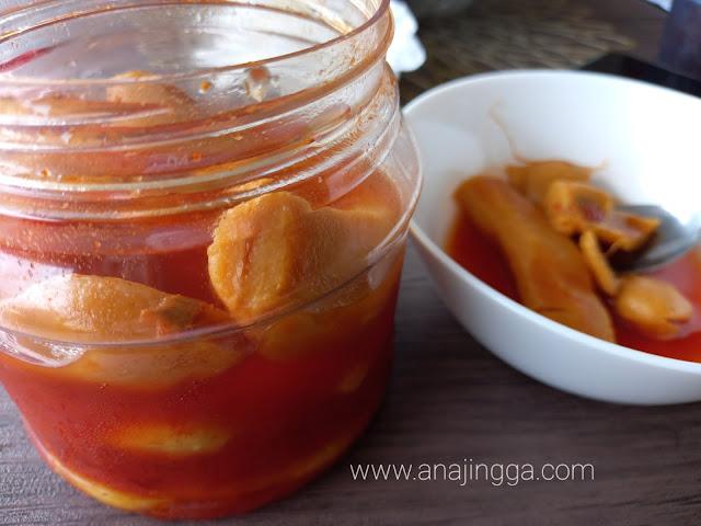 cara buat jeruk celagi