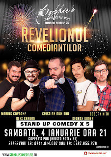 Revelion 2020 Stand-Up Comedy