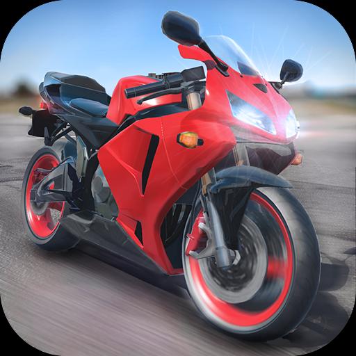 تحميل لعبة Ultimate Motorcycle Simulator v1.8.2 مهكرة وكاملة للاندرويد شراء وتسوق مجانآ