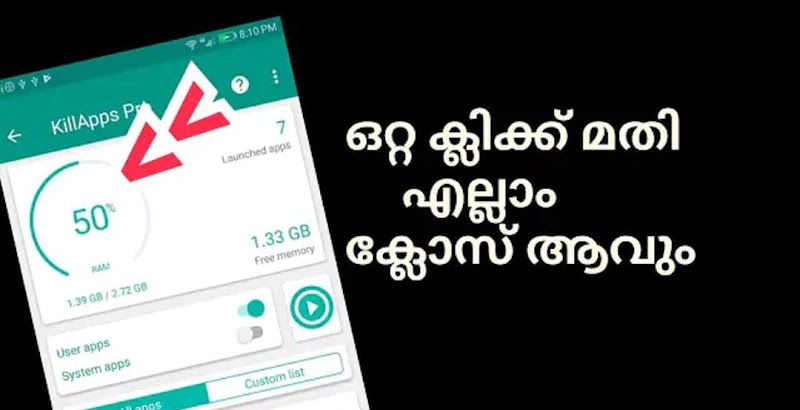 Download Android App to Close all apps running
