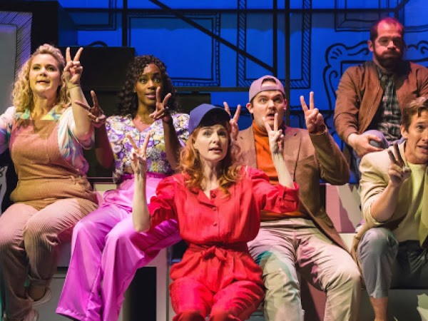 Falsettos, The Other Palace | Review