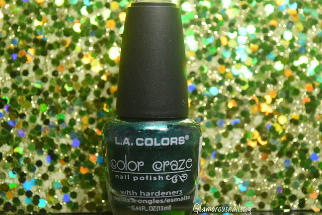"L.A. Colors Color Craze ""Voodoo"""