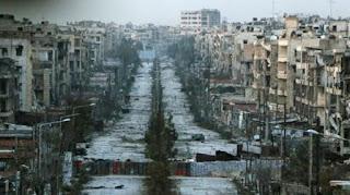 """Aleppo, Kota Para Ulama Ahlus Sunnah yang akan jadi 'Kota Syiah""""?"""