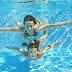Havuz ve sıcak hava kulakları çarpıyor