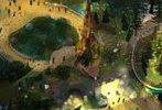 How To Train Your Dragon Land Entrance Concept Art Universal's Epic Universe