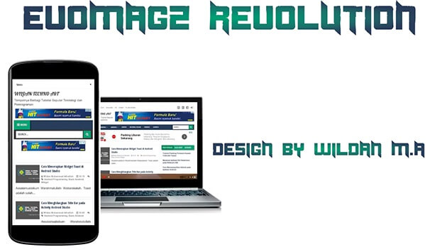 Download Template EvoMagz Revolution - Final