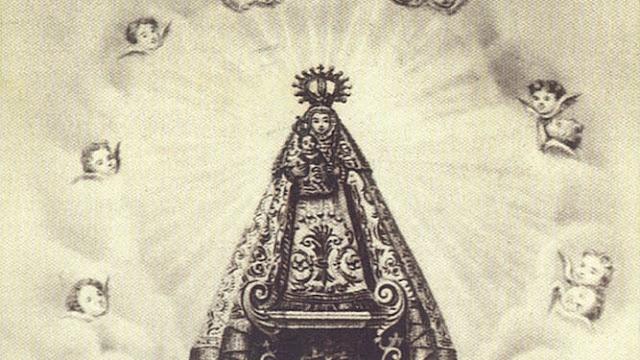 La Virgen despojada