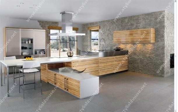 Minimalist Modern French Style Kitchen Designs for stylishly house