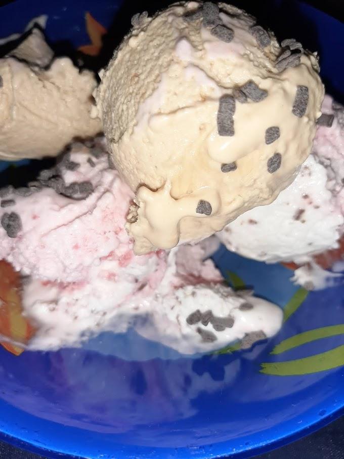 Quick ice cream -Brzi sladoled