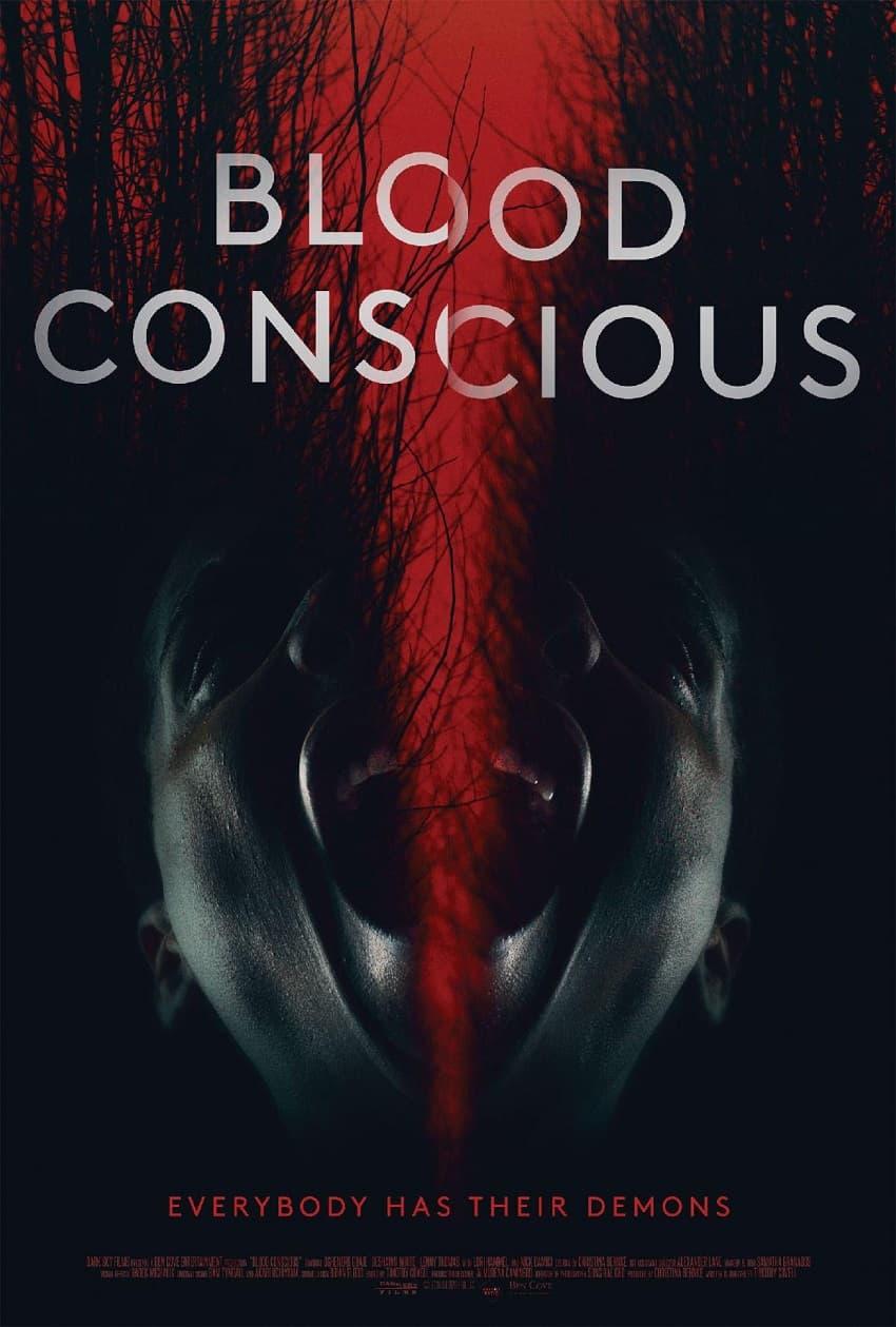 Dark Sky Films показала трейлер постмодернистского слэшера Blood Conscious с Ником Дамичи - Постер