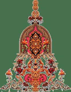 Jewellery-motif-textile-design
