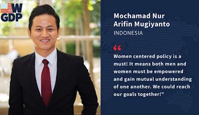 Bupati Nur Arifin: Jika Ingin Melihat Dunia Lebih Baik, Kita Harus Melibatkan Wanita dalam Ekonomi