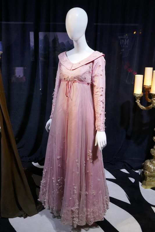 Maleficent Mistress of Evil Princess Aurora pink dress