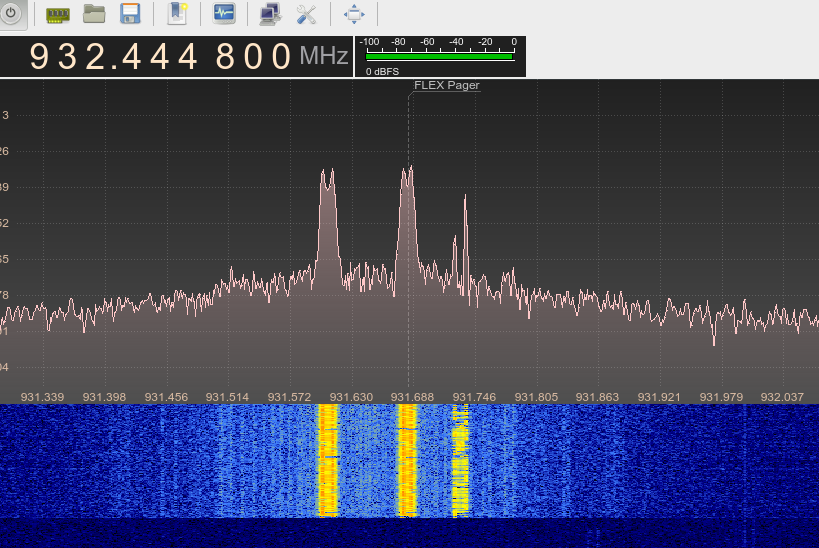 Mantz Tech: Receiving FLEX Pager with the HackRF and GNU Radio 3 7