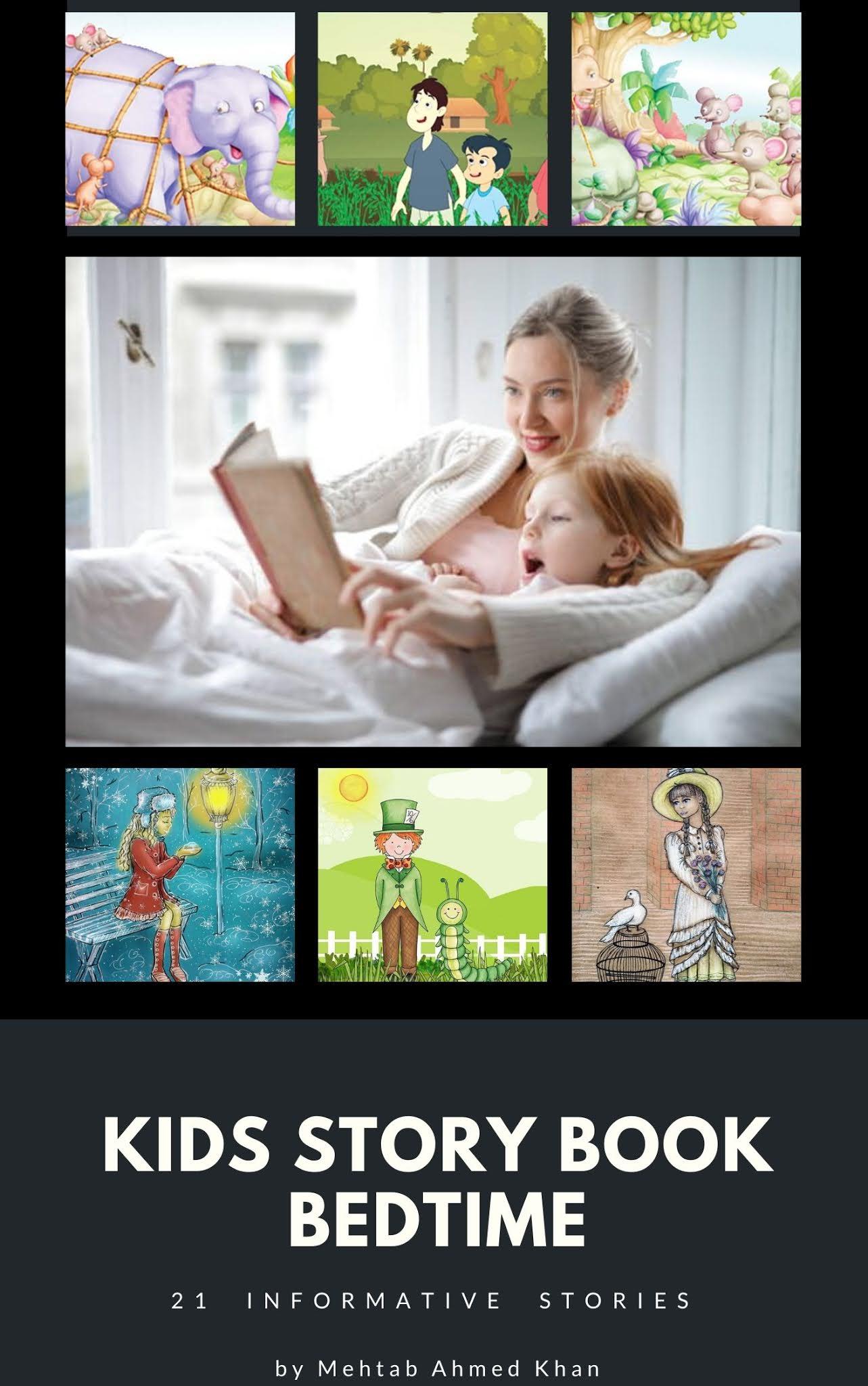 21 Best Kids Story Book Bedtime