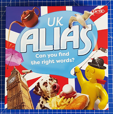 ALIAS UK Edition Family Board Game Review