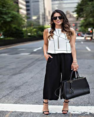 outfit para el trabajo minimalista