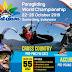 West Java Paragliding World Championship 2019 Digelar 22 - 28 Oktober 2019 di Sumedang