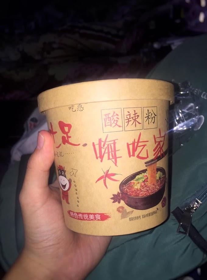 Miến chua cay Trùng Khánh có thực sự ngon như lời đồn??
