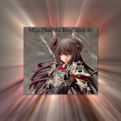 Dark Dragoon Forte della Kotobukiya tratta da Rage of Bahamut