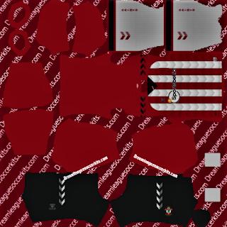 Southampton 21-22 DLS Kits 2021