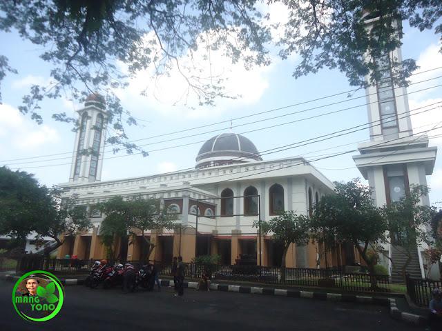 Masjid Agung (Al-Musabaqoh) Subang