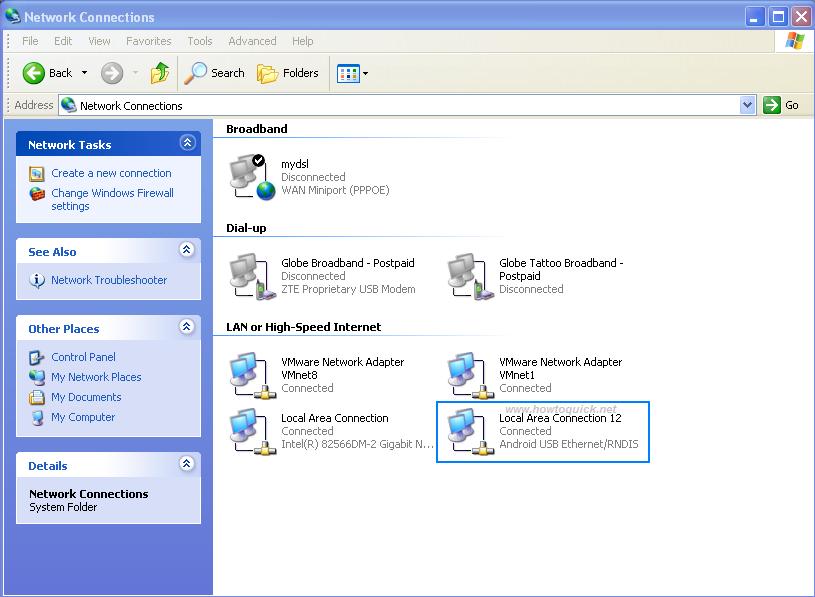 MOTOROLA USB REMOTE NDIS NETWORK DEVICE TREIBER WINDOWS XP