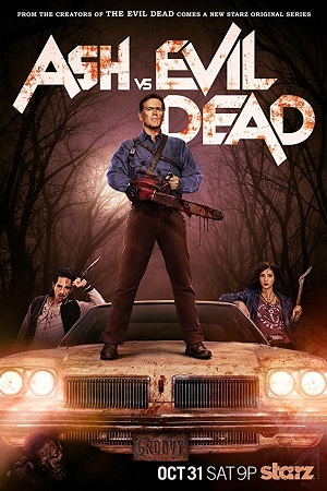 Série Ash vs Evil Dead - 1ª Temporada 2015 Torrent