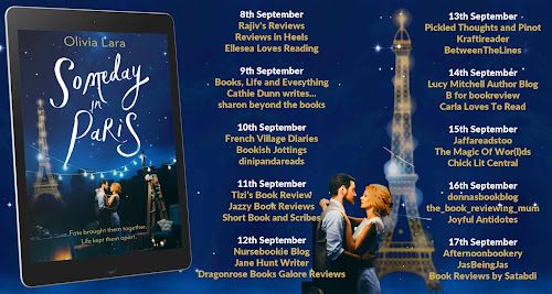 French Village Diaries book review Someday in Paris Olivia Lara