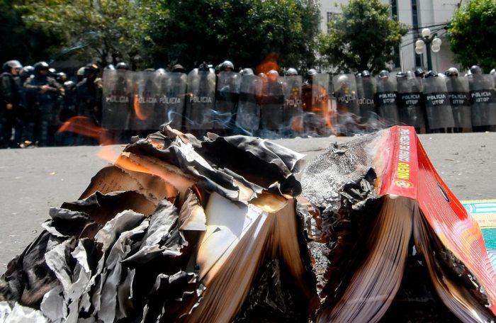 Ciudadanía logró la abrogación de la Ley 1005 promulgada el 15 de diciembre / EL CHACO INFO
