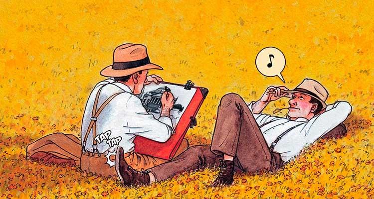 Detalle Mies, de Agustín Ferrer Casas