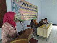Halal Bihalal Keluarga Besar IGTKI Kecamatan Trenggalek