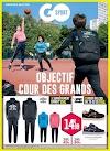Catalogue Go Sport - Objectif cour des grands valable du mercredi 31/07/2019