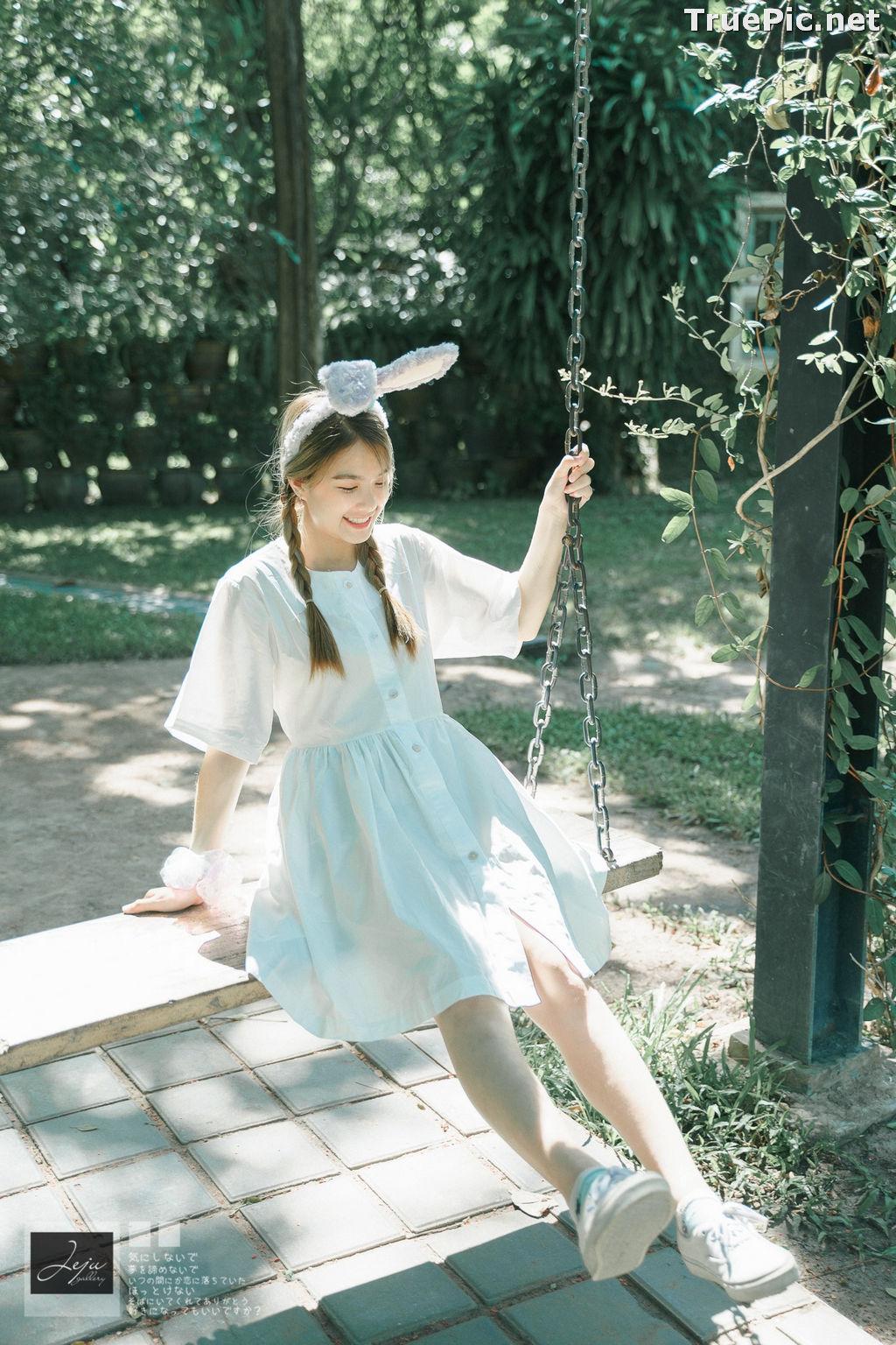 Image Thailand Cute Model - Napat Cdhg - Gam Bunny Girl - TruePic.net - Picture-9