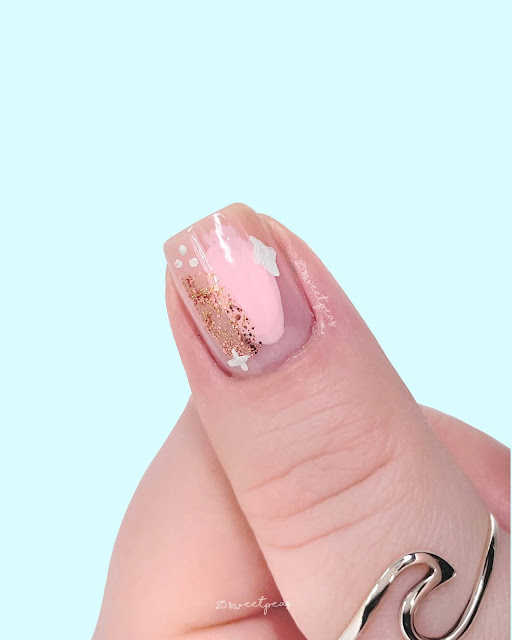 Easy Abstract Nails