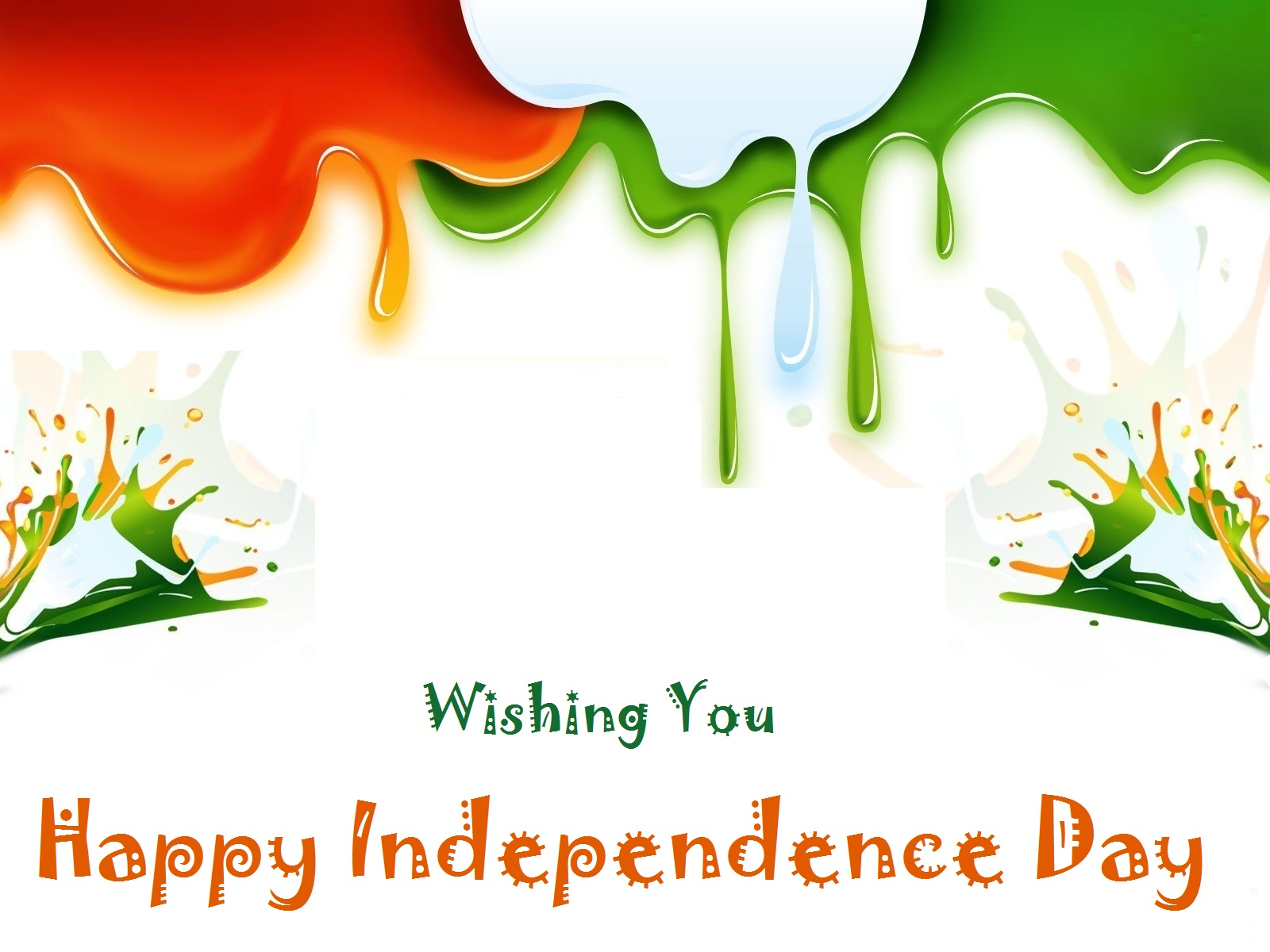 Birthday Wallpaper Gana India Became Independence Nation On August 15 1947