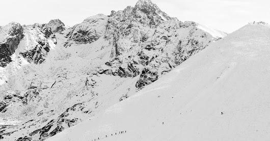 montagne hiver fond ecran iphone 6 et iphone 6 plus