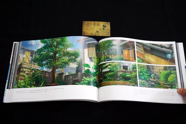 DSC02036 - 天氣之子 美術畫集 天気の子 美術画集 Weathering With You ART BOOK ( 新海誠 Shinkai Makoto )