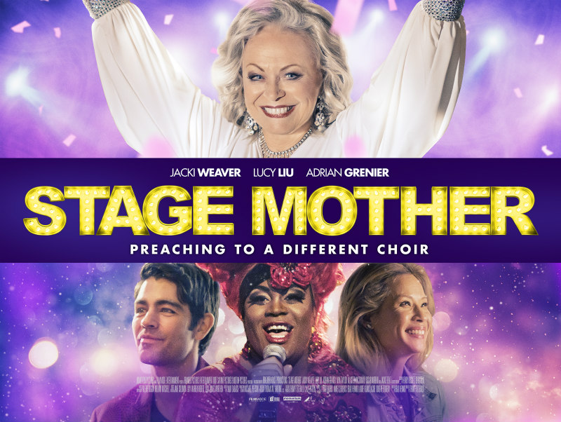 stage mother poster