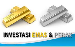 Bisnis Investasi Emas dan Perak