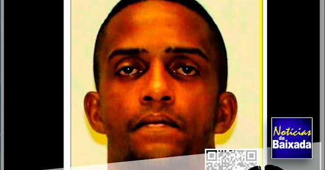 Foragido da justiça de Minas Gerais é preso na Baixada Fluminense