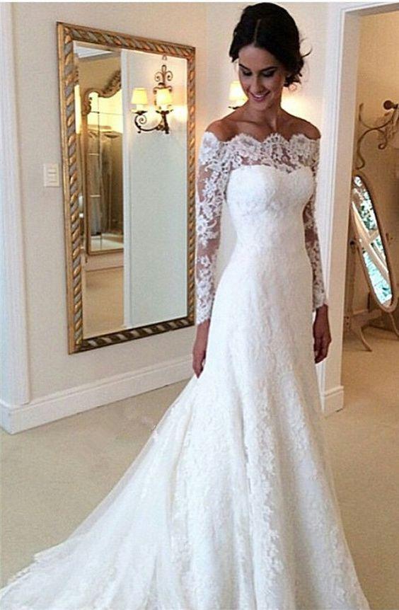 da39228e14c Wedding Dresses Under  200 Even Meghan Markle Would Approve Of ...